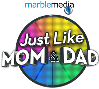 Just Like Mom and Dad Logo